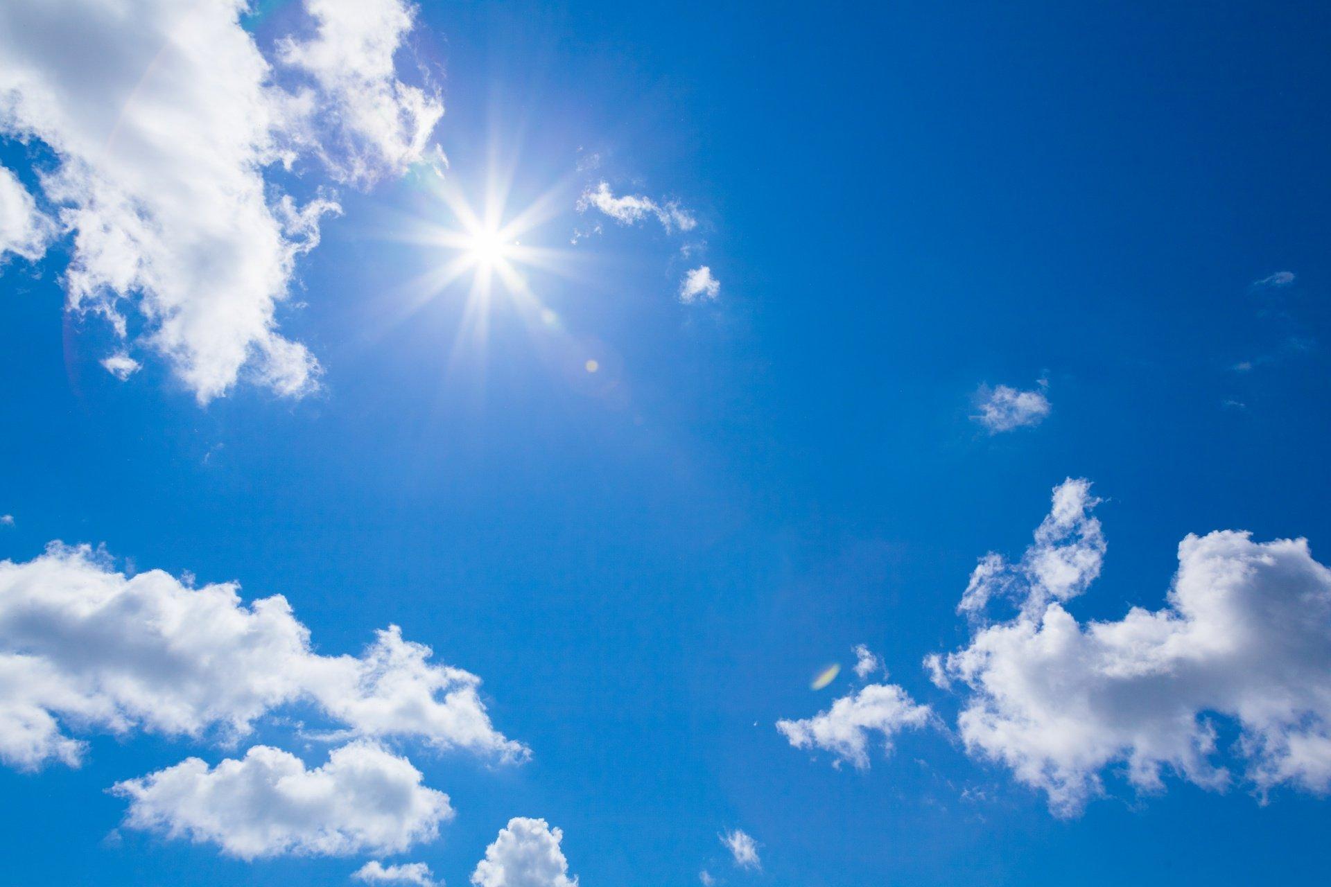 Pourquoi Le Ciel Est Il Bleu Actualites Meteo Meteo Bretagne